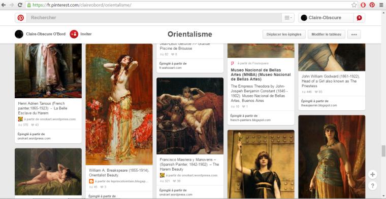 pinterest orientalism