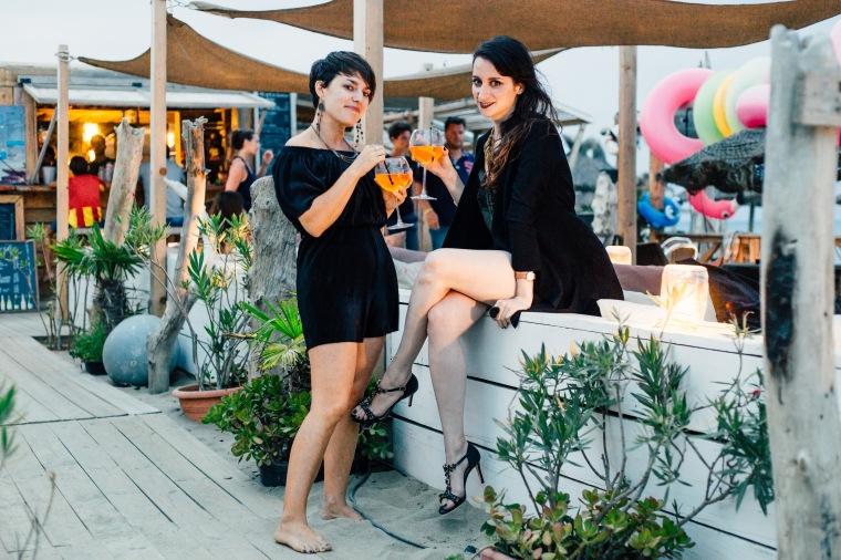 girls cocktails gondolys