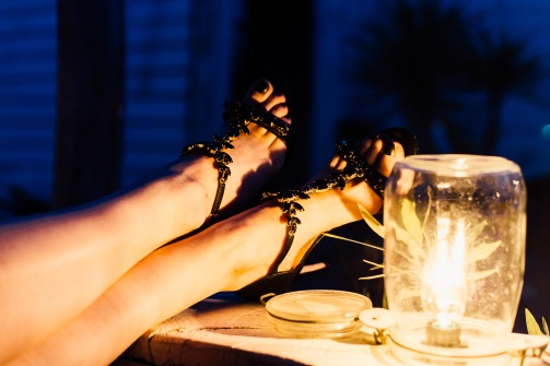 girls night out feet