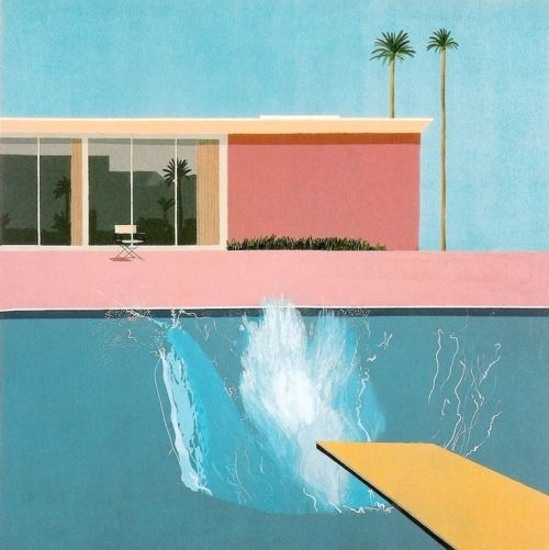 david hockney bigger splash